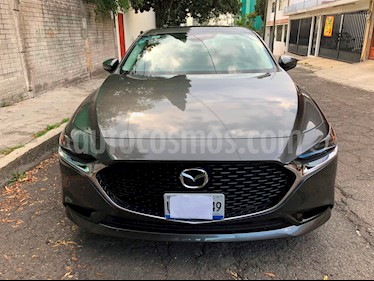 Mazda 3 Sedan i Grand Touring Aut usado (2019) color Gris Titanio precio $379,900