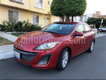 Mazda 3 Sedan i Grand Touring Aut usado (2010) color Rojo precio $110,000