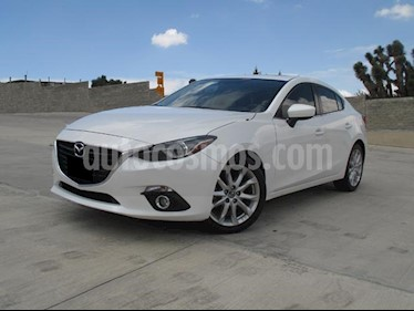 Foto Mazda 3 Sedan i Grand Touring Aut usado (2015) color Blanco Perla precio $228,000