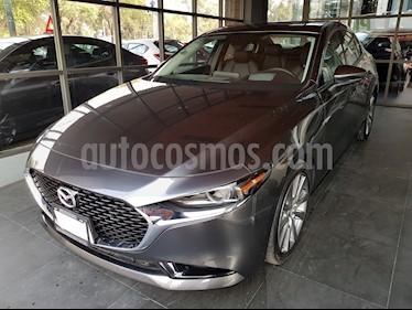Foto venta Auto usado Mazda 3 Sedan i Grand Touring Aut (2019) color Gris Titanio precio $382,000