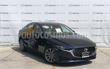 foto Mazda 3 Sedan i Grand Touring Aut usado (2019) color Azul Marino precio $360,000