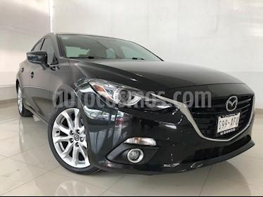 Foto venta Auto usado Mazda 3 Sedan i Grand Touring Aut (2016) color Negro precio $247,900