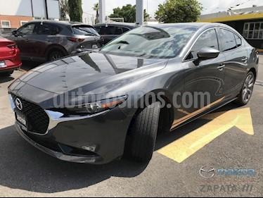 Foto venta Auto usado Mazda 3 Sedan i Grand Touring Aut (2019) color Plata Sonic precio $370,000