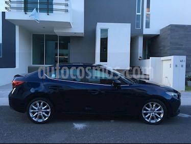 Foto venta Auto usado Mazda 3 Sedan I Sport Aut (2016) color Azul Marino precio $210,000