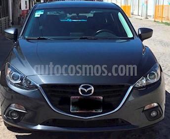 Foto venta Auto usado Mazda 3 Sedan I Sport Aut (2016) color Gris Titanio precio $205,000