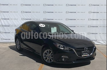 Foto venta Auto usado Mazda 3 Sedan I Sport Aut (2014) color Negro precio $200,000