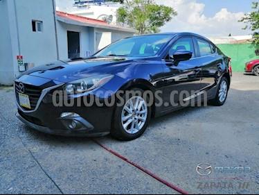 Foto venta Auto usado Mazda 3 Sedan I Sport Aut (2014) color Azul precio $198,000