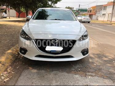 Foto venta Auto usado Mazda 3 Sedan I Sport Aut (2014) color Blanco Perla precio $179,800