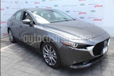 Foto venta Auto usado Mazda 3 Sedan I Sport Aut (2019) color Gris precio $355,000