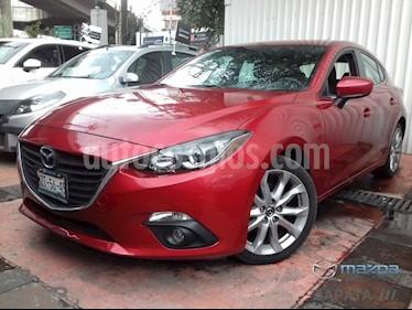Foto Mazda 3 Sedan I Sport Aut usado (2016) color Rojo precio $230,000
