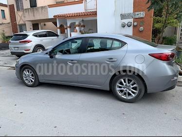 Foto Mazda 3 Sedan I Sport Aut usado (2014) color Gris precio $199,000