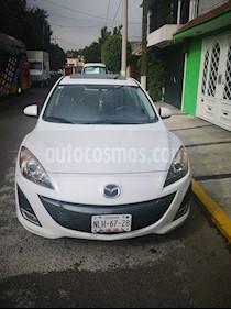 Mazda 3 Sedan i Sport usado (2010) color Blanco Perla precio $115,000