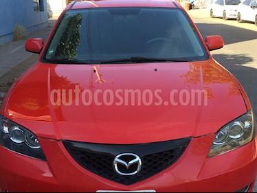 Mazda 3 Sedan i Sport usado (2009) color Rojo precio $93,000