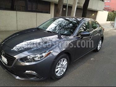 Mazda 3 Sedan i Touring Aut usado (2016) color Gris precio $215,000