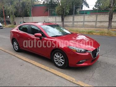 Foto venta Auto usado Mazda 3 Sedan i Touring Aut (2018) color Rojo precio $289,000
