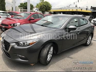 Foto venta Auto usado Mazda 3 Sedan i Touring Aut (2018) color Gris Titanio precio $275,000