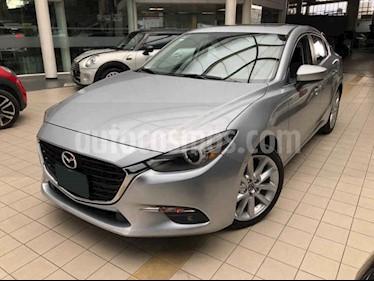 Mazda 3 Sedan i Touring Aut usado (2018) color Gris precio $295,000