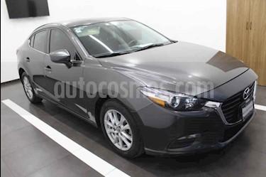Mazda 3 Sedan i Touring Aut usado (2017) color Gris precio $247,000