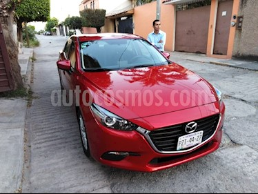 foto Mazda 3 Sedan i Touring Aut usado (2017) color Rojo precio $262,000