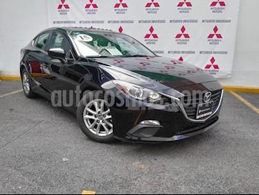 Foto venta Auto Seminuevo Mazda 3 Sedan i Touring Aut (2015) color Negro
