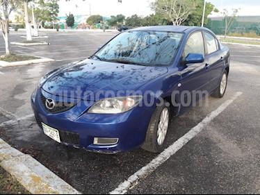Foto venta Auto Seminuevo Mazda 3 Sedan i Touring Aut (2008) color Azul Aurora precio $70,000