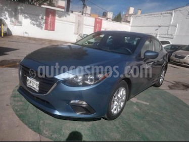 Foto venta Auto usado Mazda 3 Sedan i Touring Aut (2015) color Azul precio $195,000