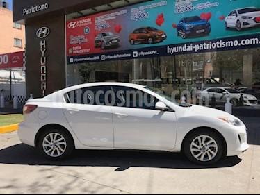 Foto venta Auto usado Mazda 3 Sedan i Touring Aut (2013) color Blanco precio $129,000