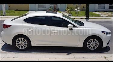 Mazda 3 Sedan i Touring Aut usado (2015) color Blanco precio $185,000