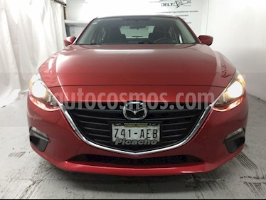 Foto venta Auto usado Mazda 3 Sedan i Touring Aut (2016) color Rojo precio $205,000