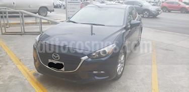 Mazda 3 Sedan i Touring Aut usado (2017) color Azul Marino precio $249,000