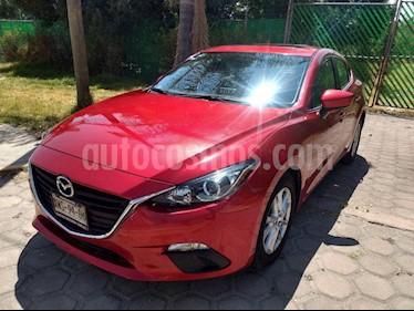 Foto venta Auto usado Mazda 3 Sedan i Touring Aut (2016) color Rojo precio $237,000