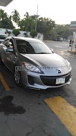 Foto venta Auto usado Mazda 3 Sedan i Touring Aut (2013) color Plata precio $158,000