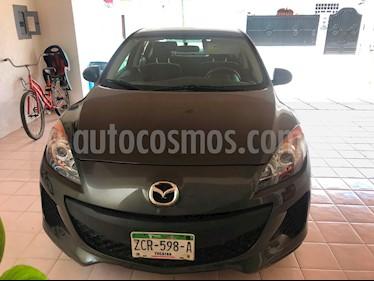 Mazda 3 Sedan i Touring Aut usado (2012) color Grafito precio $120,000