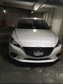 Foto Mazda 3 Sedan i Touring Aut usado (2016) color Blanco Perla precio $225,000