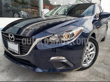 Foto venta Auto usado Mazda 3 Sedan i Touring Aut (2016) color Azul precio $235,000