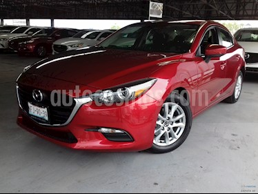 Foto venta Auto Seminuevo Mazda 3 Sedan i Touring Aut (2018) color Rojo precio $285,000