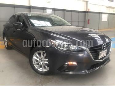 Foto venta Auto usado Mazda 3 Sedan i Touring Aut (2015) color Gris precio $210,000