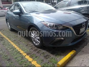 Foto venta Auto usado Mazda 3 Sedan i Touring Aut (2015) color Azul precio $199,000