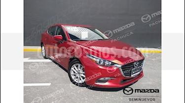 Foto venta Auto Seminuevo Mazda 3 Sedan i Touring Aut (2018) color Rojo precio $275,000