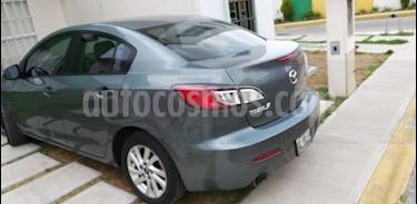 Foto venta Auto usado Mazda 3 Sedan i Touring Aut (2013) color Gris Delfin precio $135,000