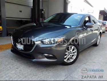 Foto venta Auto usado Mazda 3 Sedan i Touring Aut (2017) color Gris Titanio precio $255,000