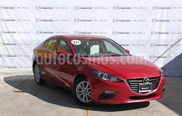 Foto venta Auto usado Mazda 3 Sedan i Touring Aut (2016) color Rojo precio $245,000