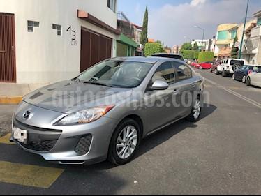 Mazda 3 Sedan i Touring Aut usado (2012) color Gris precio $125,000