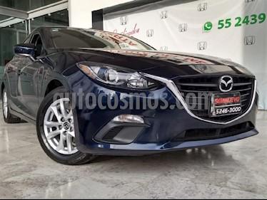 Foto venta Auto Seminuevo Mazda 3 Sedan i Touring Aut (2016) color Azul precio $227,900
