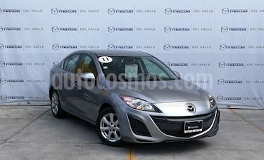 Foto venta Auto usado Mazda 3 Sedan i Touring Aut (2011) color Aluminio precio $140,000