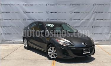 Foto venta Auto usado Mazda 3 Sedan i Touring Aut (2011) color Grafito precio $140,000
