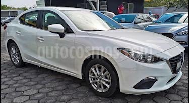 Foto venta Auto usado Mazda 3 Sedan i Touring Aut (2016) color Blanco Perla precio $210,000