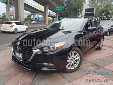 foto Mazda 3 Sedan i Touring Aut usado (2018) color Negro precio $275,000