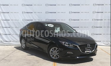Foto venta Auto usado Mazda 3 Sedan i Touring Aut (2016) color Negro precio $240,000