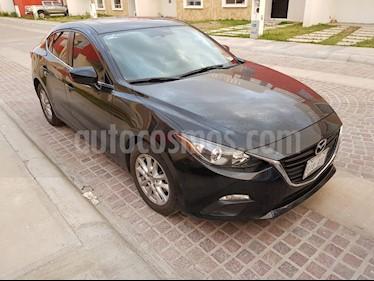 Foto Mazda 3 Sedan i Touring Aut usado (2015) color Negro precio $190,000